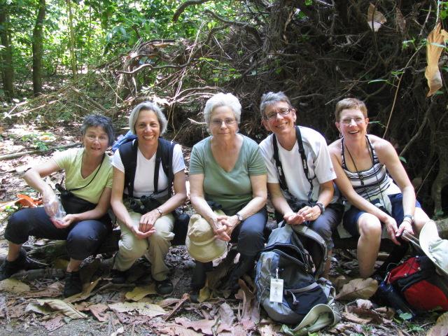 Ann Becker and Friends Osa 2011