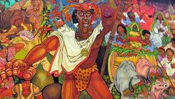 Museum-mural-in-Cartago